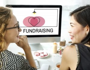 starting a fundraising event