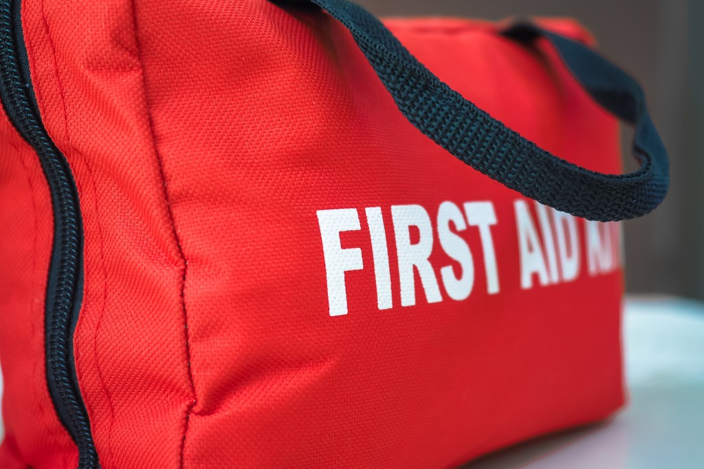 Large first aid bag