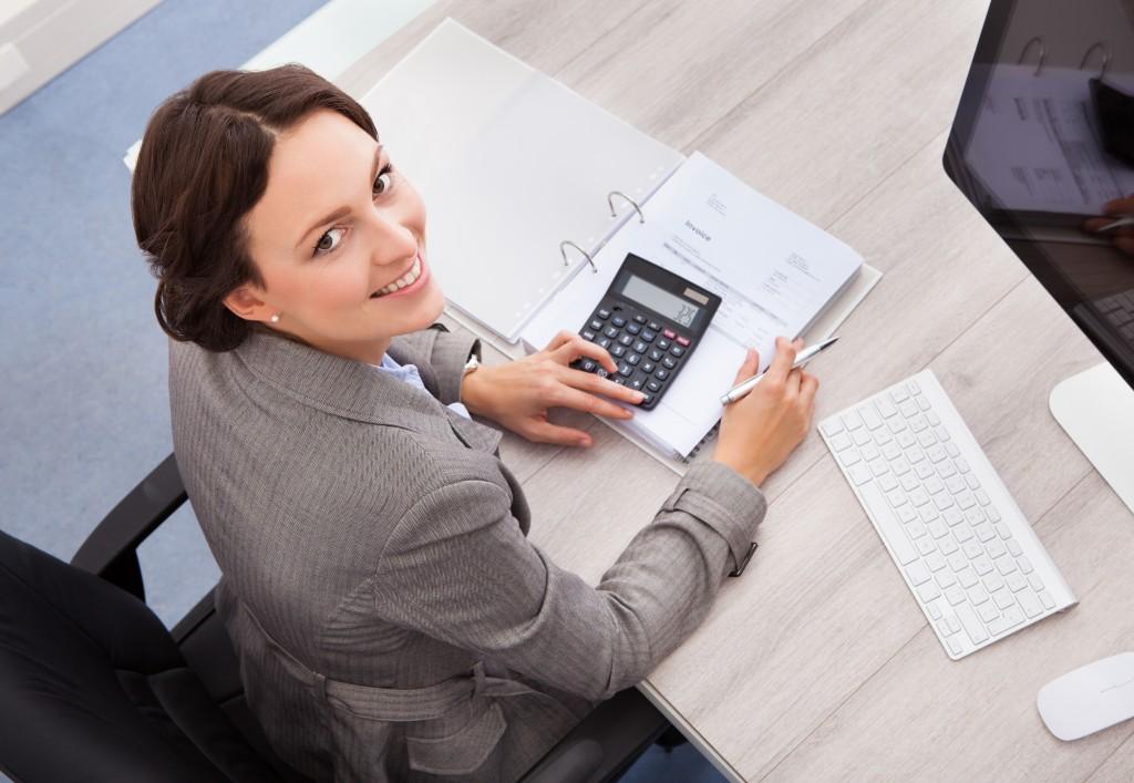 accountant computing