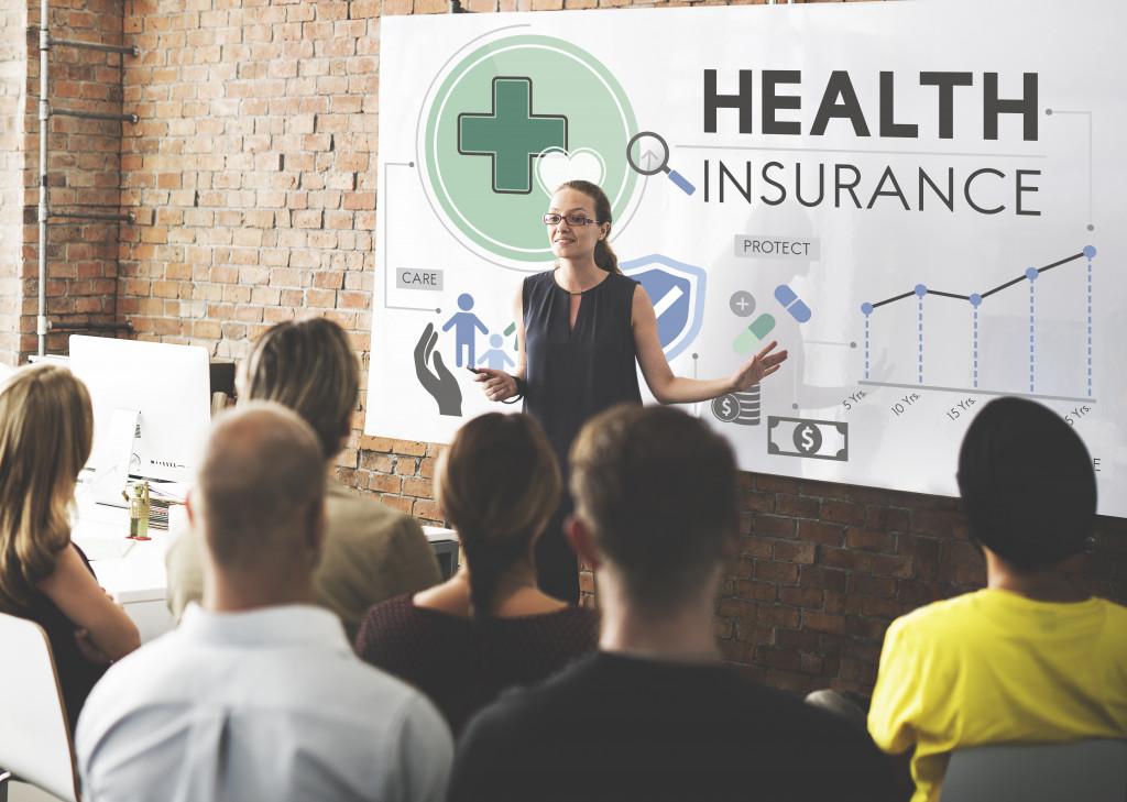 employees' health insurance