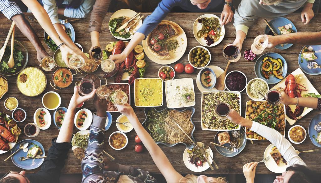 restaurant foods